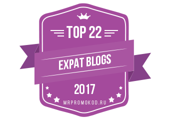 Top 22 Expat blogs 2017