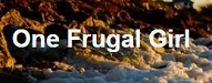 One Frugal girl