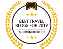 Banners for Best Travel Blogs for 2019