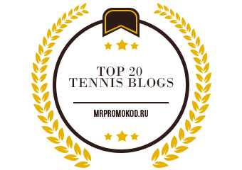 Banners for Top 20 Tennis blogs