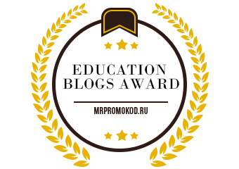 Banners for Education Blogs Awards
