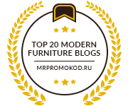 Banners for Top 20 Modern Furniture Blogs