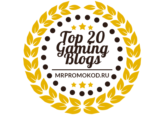Banners for Top 20 Gaming Blogs