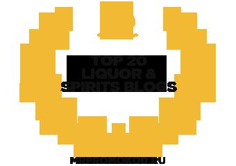 Banners for Top 20 Liquor & Spirits Blogs